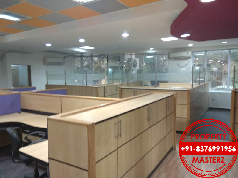 Fully Furnished office space 3500 ft furnished in Mohan Estate